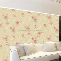 High Quality Vinyl Coated Wallpaper for Home