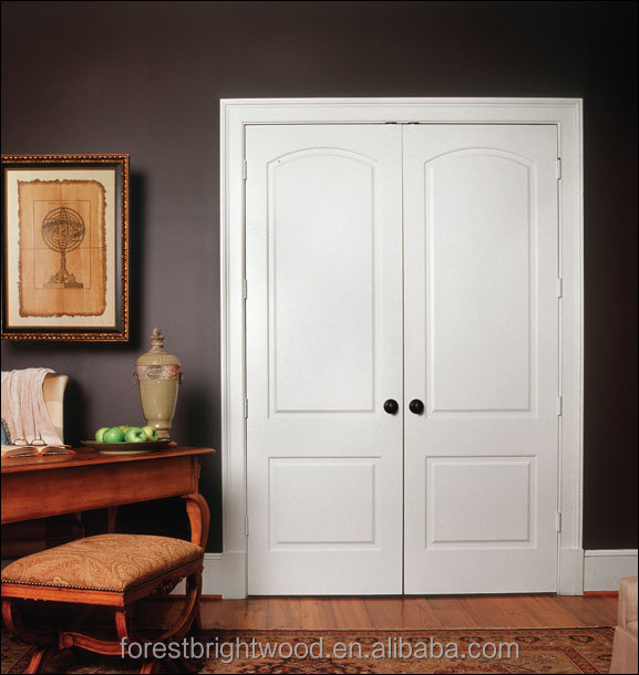 Simple white door design for Simple main door design