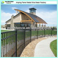 4ft High Quality residential &commercial ornamental metal fence
