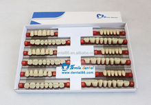 Factory low price new products denture teeth for sale/composite material
