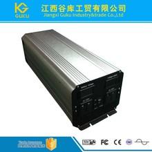 Solar system off grid hybrid inverter DC AC pure sine wave 6000w inverter air conditioner