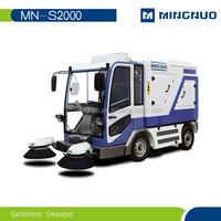 street sweeper,electric barredora,big floor cleaning barredora