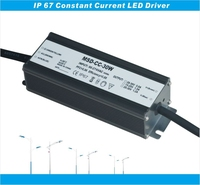900mA , 20W-100W for Choice , Waterproof Constant Current LED Driver , 30W 40W 45W 50W 60W 70W 80W 90W 100W LED Light Driver