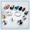 stainless steel CNC machine parts for auto electrical system/ precision machining parts