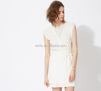 Designer top sell high-end women's fashion dress