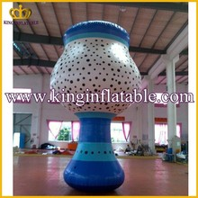 Factory Provide Good Quality Infaltable Cup Shape For Advertising Inflatable Model