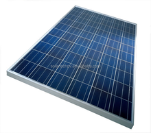 High efficiency and good quality 250W poly panel Best price per watt solar panels