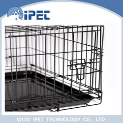 Ipet best high quality small bottom display iron mesh pet cage