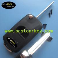 High quality plastic key fob case for suzuki flip key car key remote