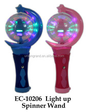 Event Party Toys Led Light Up Spinner Wand