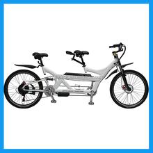7 speed pedelec tandem electric bike