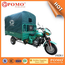 2015 China Good Quality Lifan 200CC Air Cooled Engine Powered 3 Wheel Motorcycle for Cargo