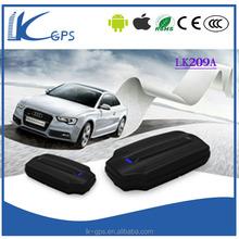 LKGPS LK209 Factory Best quality new design gps alarm system car gps tracker