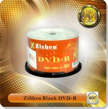 Shrink Wrap Unprintable Blank Dvd R 16X
