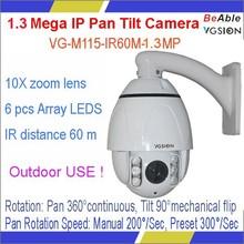 700 TVL Zoom Network mini speed Dome camera ip ptz poe