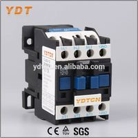YDT ac contactor electrical, ge contactor cjx2-1210 ac contactor, ac contactors for switching motor