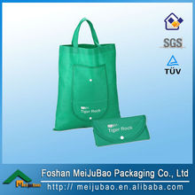 promotion product wallet reusable folding shopping bag