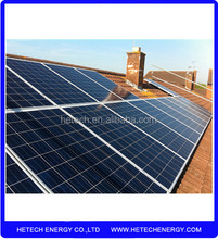 Best price solar panels from china for 3kw solar panel system