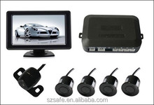vehicle rear view camera rear view parking sensor system