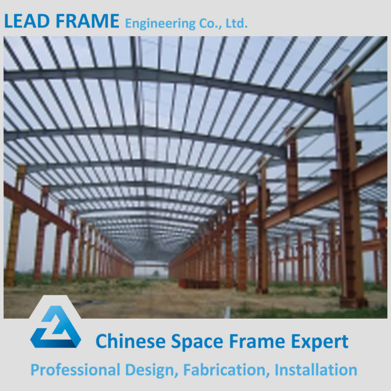 Prefab Lightweight Steel Roof Truss Design For Metal