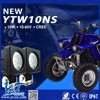 Y&T YTW10NS, unique motorcycle accessories 10W pencil beam led working light