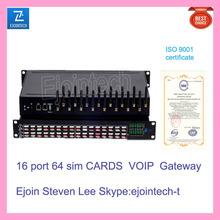 Ejoin 16 port voice home gateway GOIP gateway