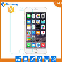 Free samples for tempered glass screen protector iPhone 6,for iphone 6 tempered glass