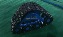 small snowmobile rubber tracks made in China for sale
