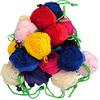 promotion flower reusable shopping bag/flower shape foldable shopping bags