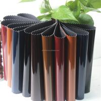premium mirror pu leather