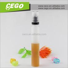 Cool! 2015 new products 300ml plastic unicorn bottle for filling essential oil e liquid perfume cosmetic liquid oil