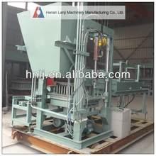 Competitive price concrete interlocking paving block machine from China manufacturer