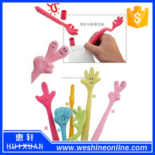 Creative expression can be bent finger pen
