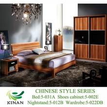 Melamine Modern Bedroom Furniture,Aluminum Decor Headboard