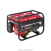 2KW 6.5HP Engine Silent Portable CE approved for Home Use Cheap Petrol Generator