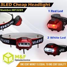 2015 Hot Headlamp Flashlight Police Headlamp Long Range Headlamp