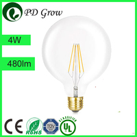 New LED Bulb 360 Degree E27 LED Energy Saving lamps 3W SMD5730 LED Light Warm white/white G80