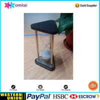 Omitai factory supply high quality hourglass for decoration gifts