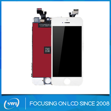 mobile phones display Hot Sales! original lcd and high copy digitizer cheap for iphone 5 lcd with digitizer