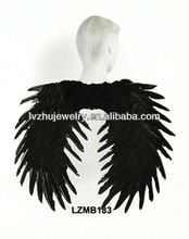 assorted colors costume feather angel wings LZMB183