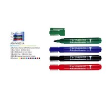 Excellent quality crazy selling fabric permanent marking pens