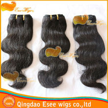 14 inch human hair weave extension body wave hair extensions shanghai