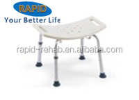 Economical without backrest bath safety shower chair