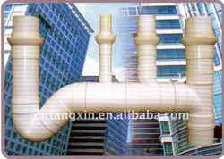 upvc/ pvc sewer/ drainage pipe and fittings EN 1401 standard