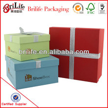 High quality Recycled gift paper box Manufacturer