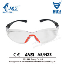 2015 Hot style Safe motocross goggle manufacturer Glasses Adjustable Temples Anti-Fog Protective Safety Glasses