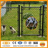 Factory price direct sale galvanized & PVC 9 gauge chain link wire mesh fence