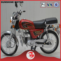 SX70-1 Small Adult Hot Red 50CC Chinese Motorcycle Sale