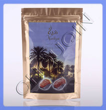 Nice printing customized plastic ziplock pouch for natural food
