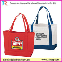 2015 girl student canvas daliy tote bags